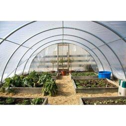 4 Year 6 Mil Clear Plastic Greenhouse Poly Film 20 ft. Wide