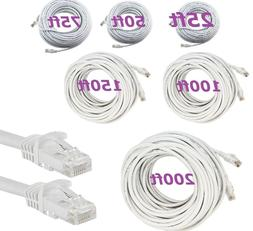 Cat 6 CAT6 Patch Cord Cable 500mhz Ethernet Internet Network