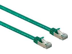Monoprice Cat7 Ethernet Network Patch Cable - 5 feet - Green