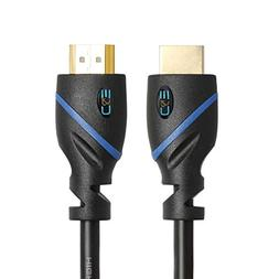 C&E 15 Feet, High Speed HDMI Cable Supports Ethernet, 3D and
