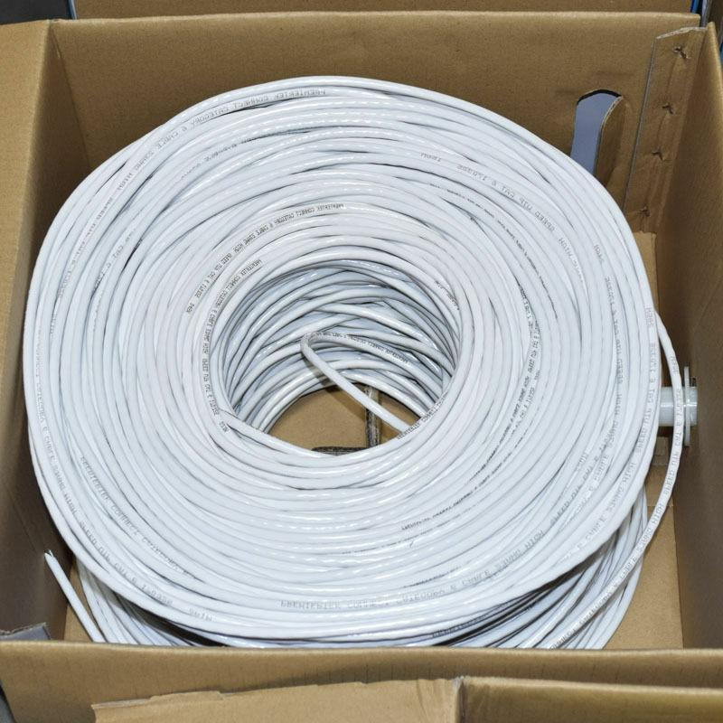 cat5e solid wire bulk ethernet