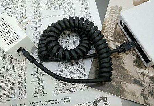 Curlynet Ethernet Cable
