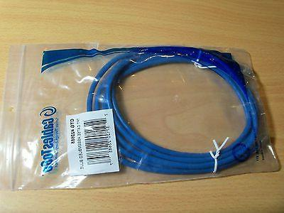 Cables To Go CAT5E ethernet cable #22685 blue