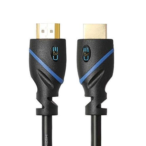 speed hdmi cable supports ethernet