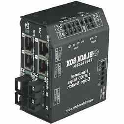 Black Box Network Services LBH240A-H-ST Heavy-duty Edge Swit