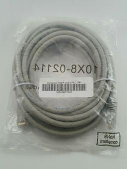 NEW C&E Cat6 Snagless/Molded Boot Ethernet Patch Cable 14 Fe